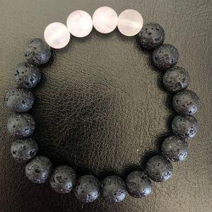 Crystal healing bracelet (love & relationships)